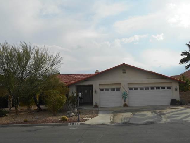 64611 Pinehurst Circle, Desert Hot Springs, CA 92240 (#219038855) :: The Pratt Group