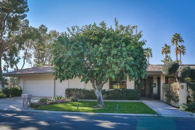 42 Colgate Drive, Rancho Mirage, CA 92270 (MLS #219038899) :: The Jelmberg Team