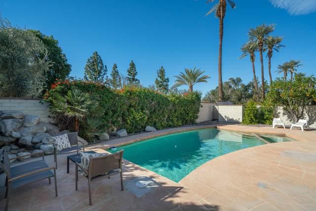 50 Princeton Drive, Rancho Mirage, CA 92270 (MLS #219038951) :: The Jelmberg Team