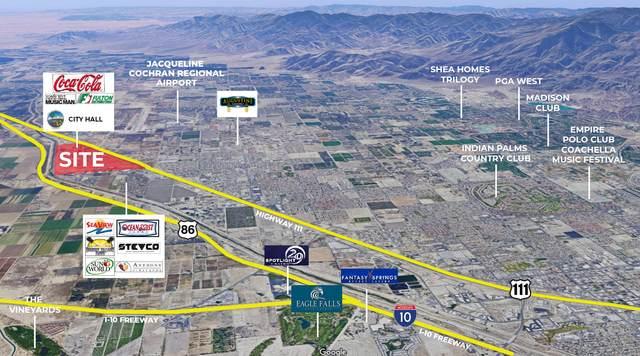 0 Enterprise Way, Coachella, CA 92236 (MLS #219039017) :: Hacienda Agency Inc