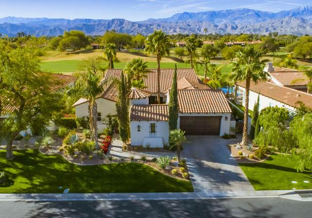 119 Royal Saint Georges Way, Rancho Mirage, CA 92270 (MLS #219039053) :: The John Jay Group - Bennion Deville Homes