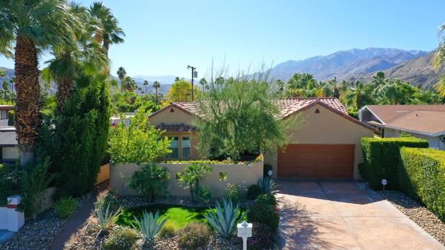 175 E Mesquite Avenue, Palm Springs, CA 92264 (MLS #219039084) :: Mark Wise | Bennion Deville Homes