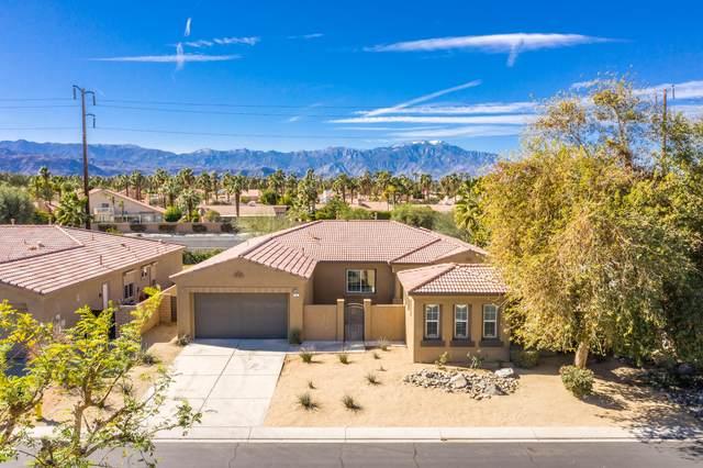 111 Romanza Lane, Palm Desert, CA 92211 (MLS #219039119) :: The John Jay Group - Bennion Deville Homes