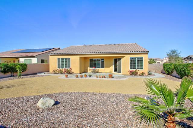 38938 Camino Buendia, Indio, CA 92203 (MLS #219039132) :: The Jelmberg Team