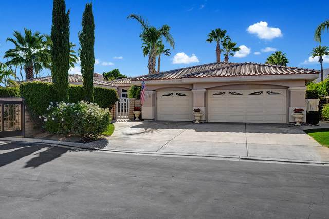 16 Ivy League Circle, Rancho Mirage, CA 92270 (MLS #219039162) :: Mark Wise | Bennion Deville Homes