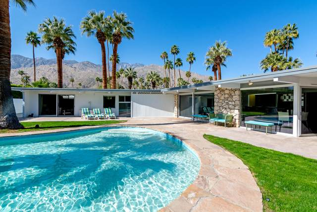 1440 S Driftwood Drive, Palm Springs, CA 92264 (MLS #219039177) :: Mark Wise | Bennion Deville Homes