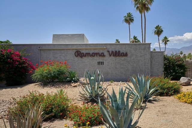 1111 E Ramon Road, Palm Springs, CA 92264 (MLS #219039220) :: Mark Wise | Bennion Deville Homes