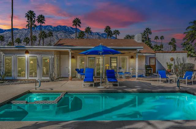542 N Chiquita Circle, Palm Springs, CA 92262 (MLS #219039230) :: Mark Wise | Bennion Deville Homes