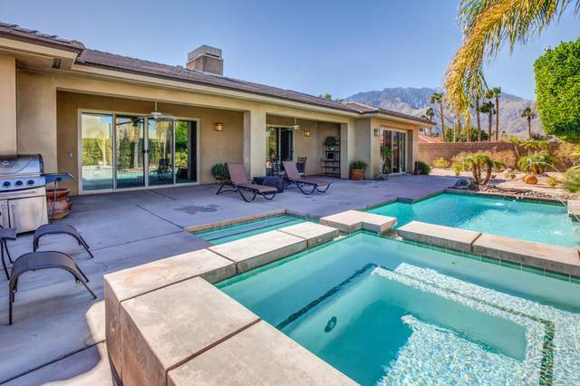 1536 Enclave Way, Palm Springs, CA 92262 (MLS #219039300) :: The John Jay Group - Bennion Deville Homes