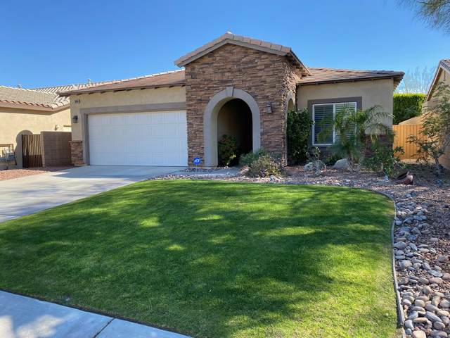3804 Mira Arena, Palm Springs, CA 92262 (MLS #219039312) :: The John Jay Group - Bennion Deville Homes