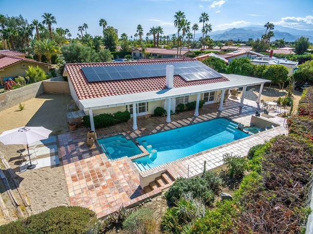 1210 E Del Mar Way, Palm Springs, CA 92262 (MLS #219039315) :: The John Jay Group - Bennion Deville Homes