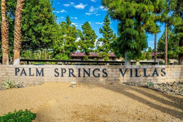 2825 N Los Felices Road, Palm Springs, CA 92262 (MLS #219039327) :: The John Jay Group - Bennion Deville Homes