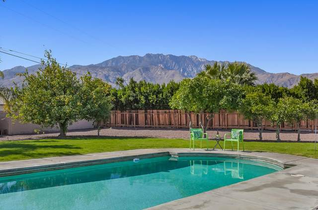 2099 E Racquet Club Road, Palm Springs, CA 92262 (MLS #219039333) :: The John Jay Group - Bennion Deville Homes