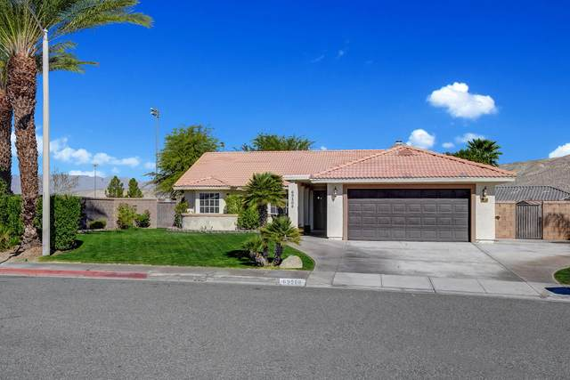 69508 Borrego Road, Cathedral City, CA 92234 (MLS #219039349) :: Brad Schmett Real Estate Group