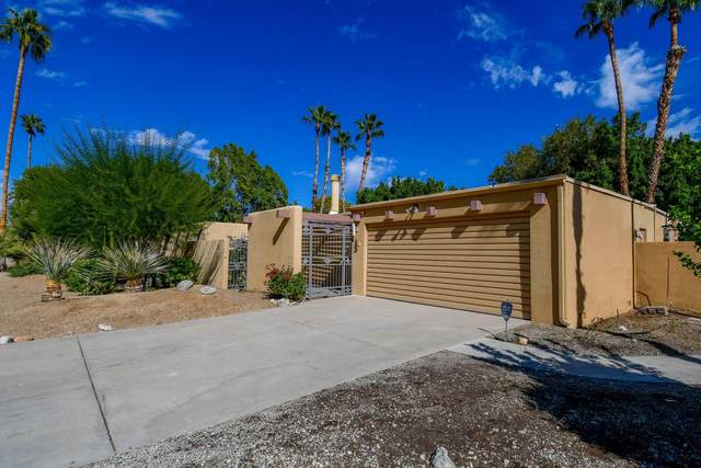 300 N Orchid Tree Lane, Palm Springs, CA 92262 (MLS #219039373) :: Mark Wise | Bennion Deville Homes