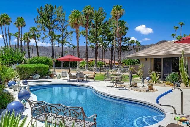 101 Iris Lane, Rancho Mirage, CA 92270 (MLS #219039375) :: Mark Wise | Bennion Deville Homes
