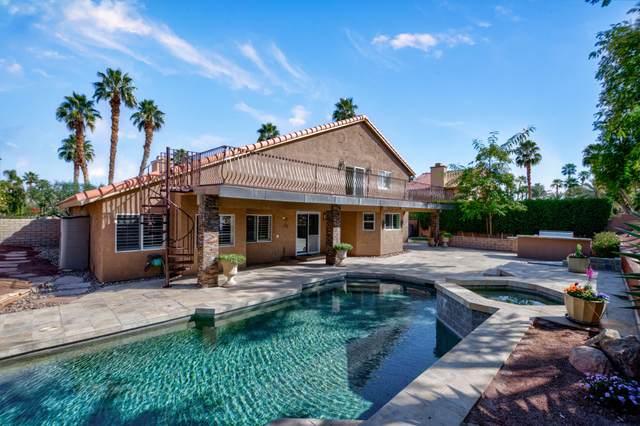 39165 Regency Way, Palm Desert, CA 92211 (MLS #219039379) :: The John Jay Group - Bennion Deville Homes