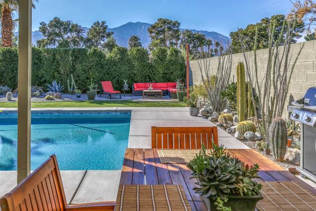 2015 Lawrence Street, Palm Springs, CA 92264 (MLS #219039381) :: Mark Wise | Bennion Deville Homes