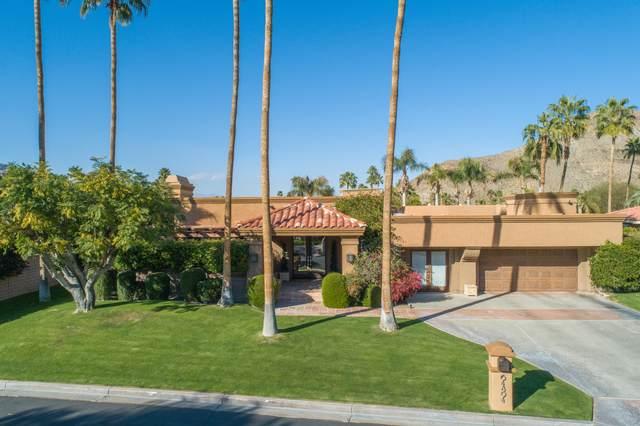 64894 Saragossa Drive, Palm Springs, CA 92264 (MLS #219039419) :: The Sandi Phillips Team