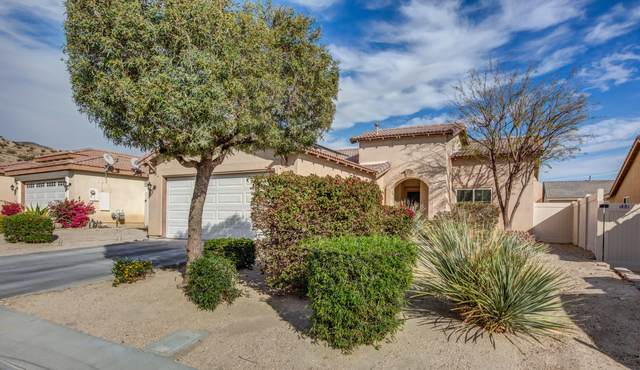 8436 Great Smokey Avenue, Desert Hot Springs, CA 92240 (#219039440) :: The Pratt Group