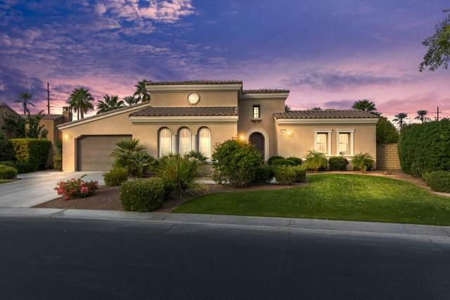 81706 Rancho Santana Drive, La Quinta, CA 92253 (MLS #219039475) :: The Sandi Phillips Team