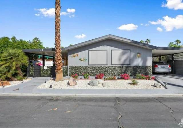 74 Rio Street, Rancho Mirage, CA 92270 (MLS #219039479) :: Brad Schmett Real Estate Group