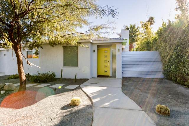 133 W San Carlos Road, Palm Springs, CA 92262 (MLS #219039493) :: The Sandi Phillips Team