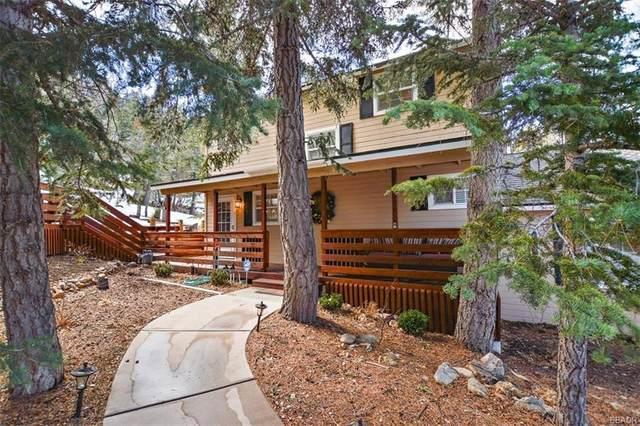 892 Jeffries Road, Big Bear Lake, CA 92315 (MLS #219039498) :: The Sandi Phillips Team