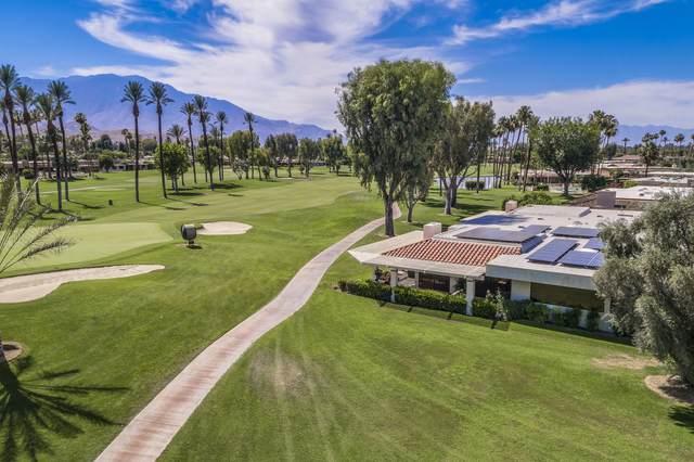 91 Columbia Drive, Rancho Mirage, CA 92270 (MLS #219039499) :: The Jelmberg Team