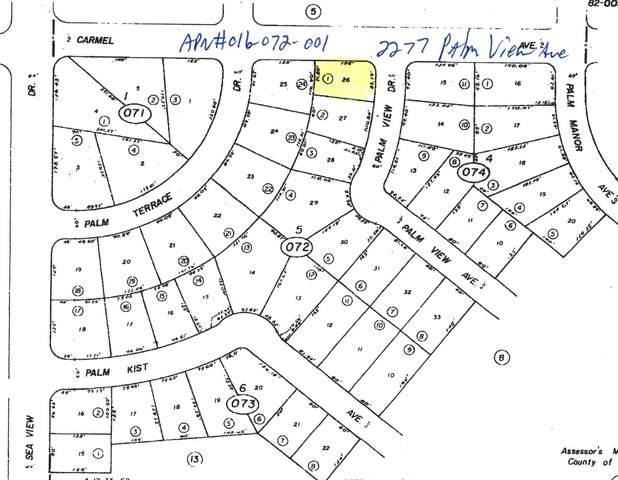2277 Palm View Avenue, Salton City, CA 92275 (#219039519) :: The Pratt Group