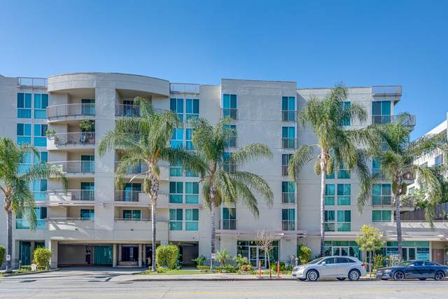 267 San Pedro Street, Los Angeles, CA 90012 (MLS #219039537) :: The John Jay Group - Bennion Deville Homes