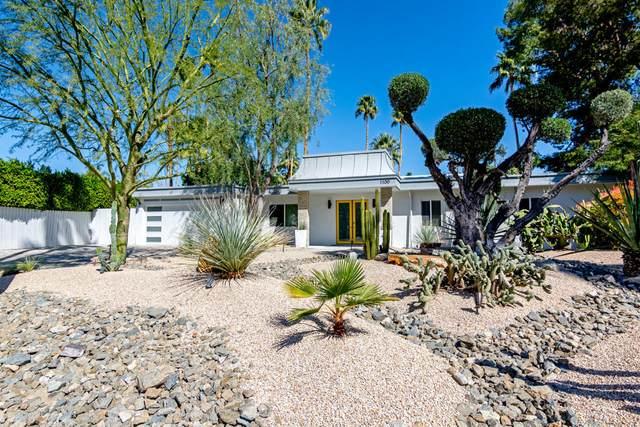1100 S San Joaquin Drive, Palm Springs, CA 92264 (MLS #219039613) :: Deirdre Coit and Associates