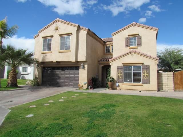 84152 Avenida Nerium, Coachella, CA 92236 (MLS #219039626) :: Hacienda Agency Inc