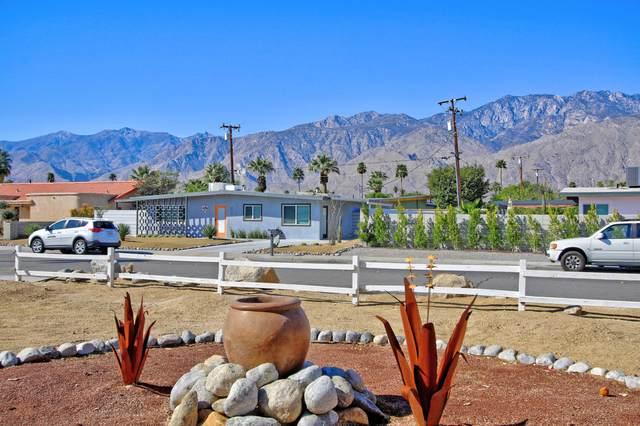 822 S Calle Santa Cruz, Palm Springs, CA 92264 (MLS #219039637) :: Brad Schmett Real Estate Group