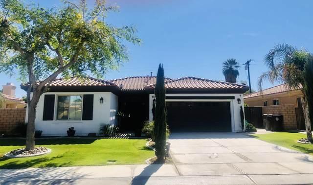 84137 Bella Roma Lane, Coachella, CA 92236 (MLS #219039673) :: Hacienda Agency Inc