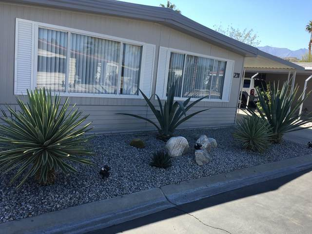 231 Los Pinos Drive, Palm Springs, CA 92264 (MLS #219039681) :: Deirdre Coit and Associates