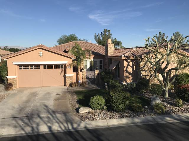 41652 Via Treviso, Palm Desert, CA 92260 (MLS #219039683) :: Deirdre Coit and Associates