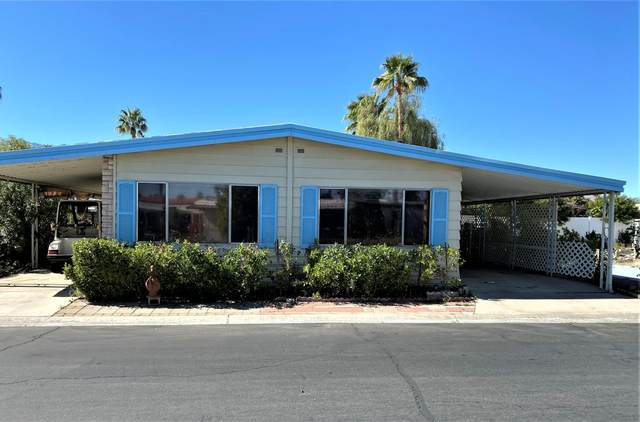 293 Juniper Drive, Palm Springs, CA 92264 (MLS #219039688) :: Hacienda Agency Inc