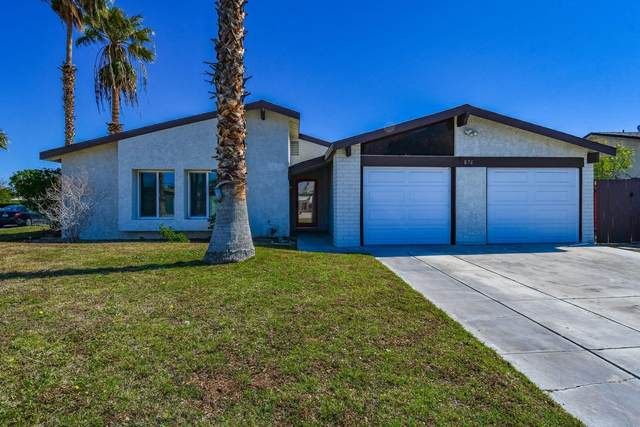 876 El Placer Road, Palm Springs, CA 92264 (MLS #219039701) :: The John Jay Group - Bennion Deville Homes