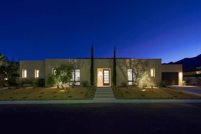 1021 Bella Vista, Palm Springs, CA 92264 (MLS #219039717) :: The John Jay Group - Bennion Deville Homes