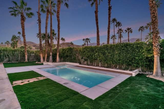 1957 S Birdie Way, Palm Springs, CA 92264 (MLS #219039727) :: The John Jay Group - Bennion Deville Homes