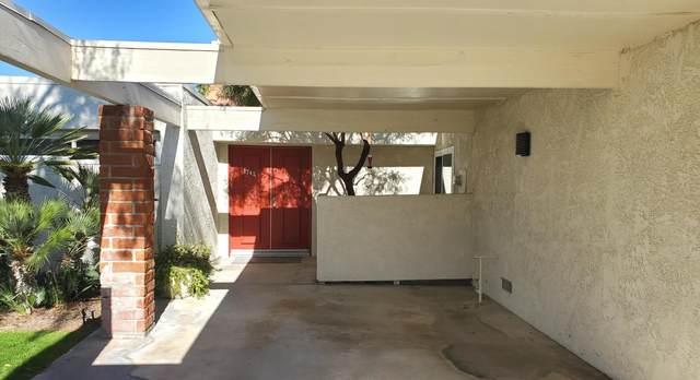 1742 Sunnydale Plaza, Palm Springs, CA 92264 (MLS #219039770) :: The John Jay Group - Bennion Deville Homes