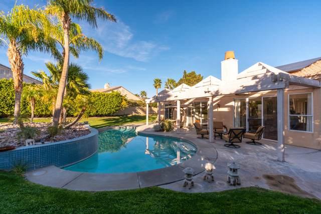 3450 E Circulo San Sorrento Road, Palm Springs, CA 92262 (MLS #219039799) :: The Sandi Phillips Team