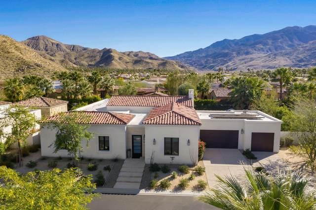 1053 Bella Vista, Palm Springs, CA 92264 (MLS #219039828) :: The John Jay Group - Bennion Deville Homes