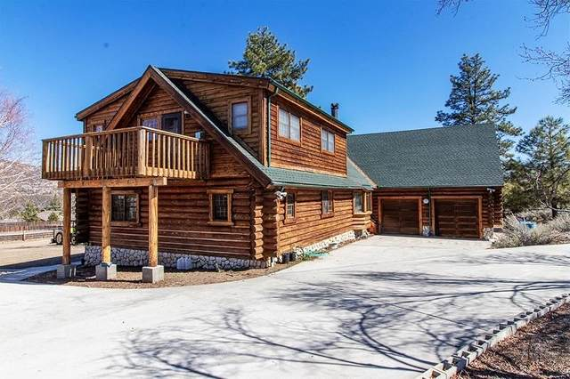 37020 Gold Shot Creek, Mountain Center, CA 92561 (MLS #219039860) :: The John Jay Group - Bennion Deville Homes