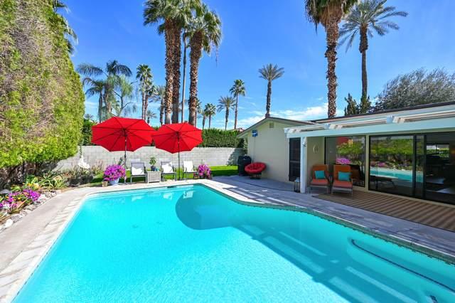 70360 Chappel Road, Rancho Mirage, CA 92270 (MLS #219040010) :: The Sandi Phillips Team