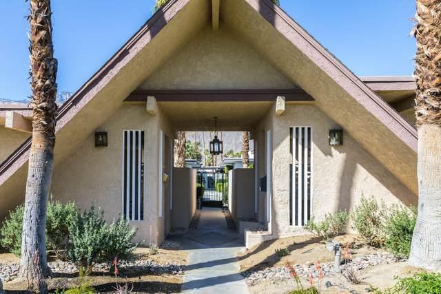 2019 E Tachevah Drive, Palm Springs, CA 92262 (MLS #219040091) :: Hacienda Agency Inc