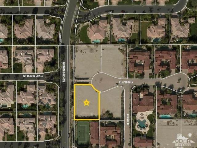 1 Via Perugia, Rancho Mirage, CA 92270 (MLS #219040194) :: The John Jay Group - Bennion Deville Homes