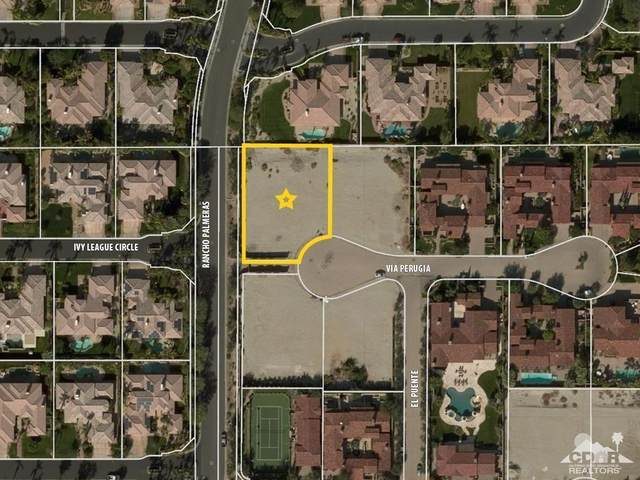2 Via Perugia, Rancho Mirage, CA 92270 (MLS #219040200) :: The John Jay Group - Bennion Deville Homes