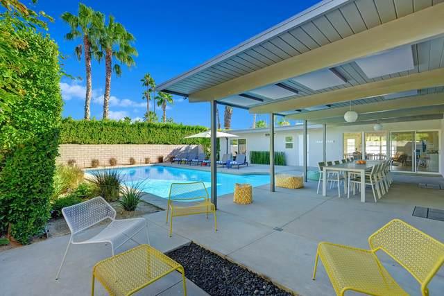2140 E Amado Road, Palm Springs, CA 92262 (#219040227) :: The Pratt Group